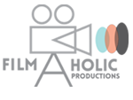 Filmaholic Productions logo